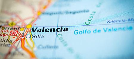 Espagne valencia carte lakestevensflorist - Piscine valencia espagne ...